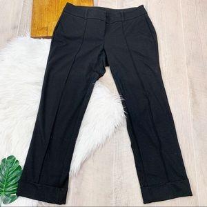 New York & Company Black Career Wide Pants B1642
